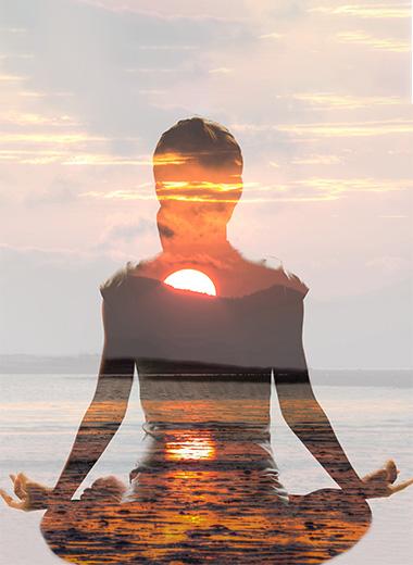 MEDITATION & RETREATS