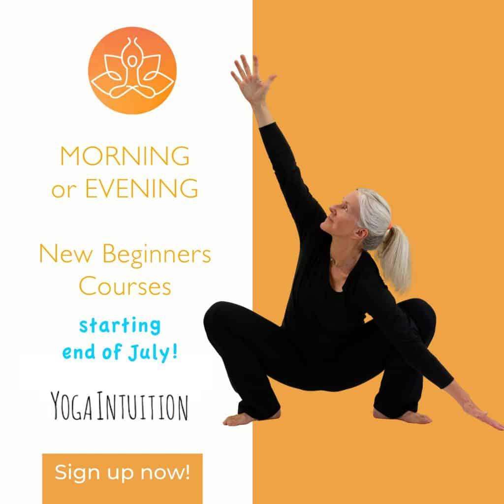 Ad EVENING & MORNING Beginner Course_300KB